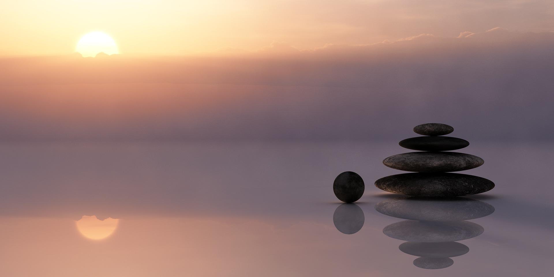 Ma méthode pour rester zen