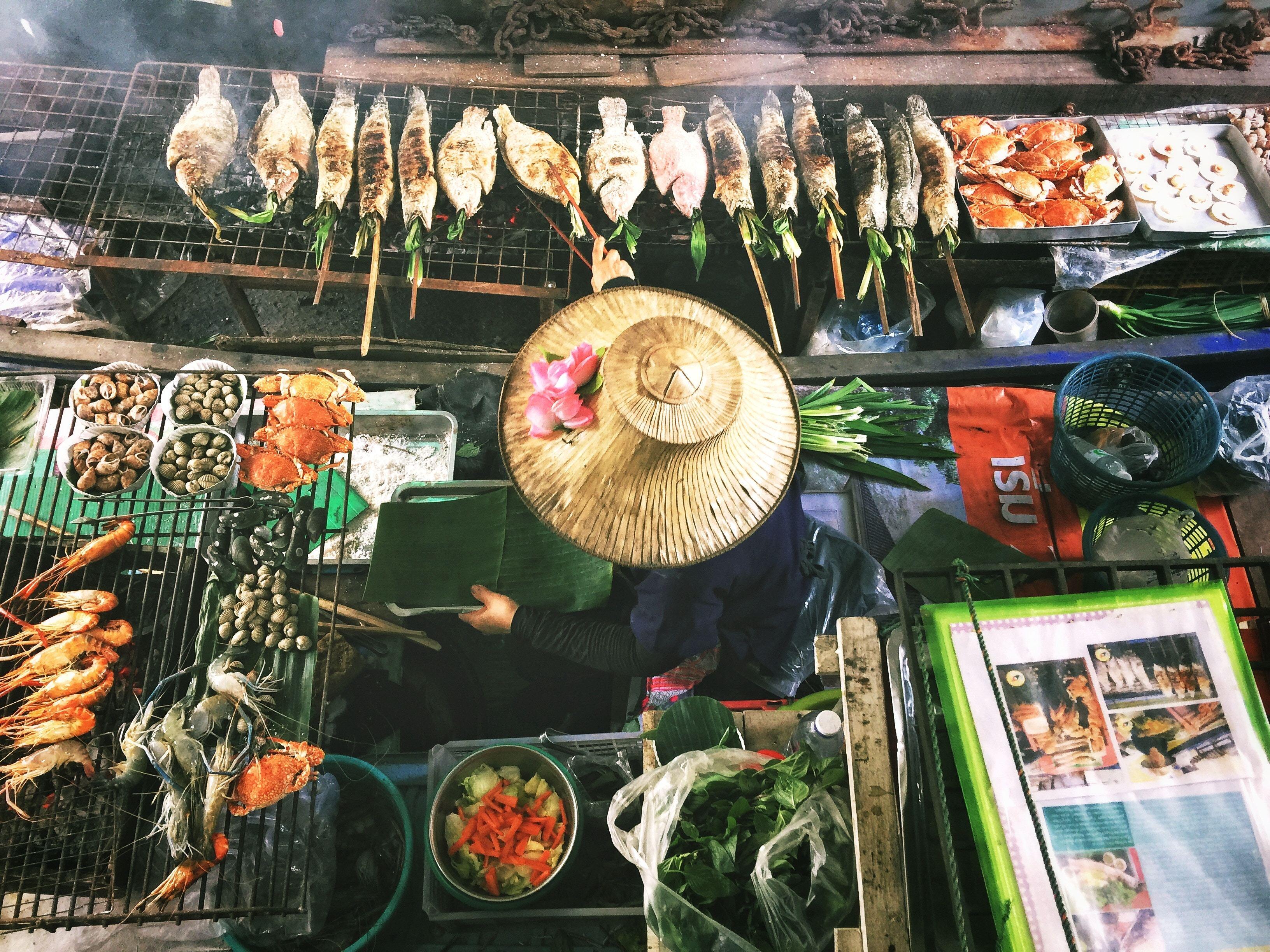 Truite de Banka vapeur aux couleurs d'Asie – plat minceur