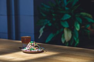 La lumière naturelle appelle au plaisir gustatif dans ma cuisine Feng shui
