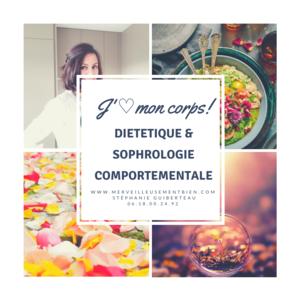 Stéphanie Guiberteau, thérapeute du corps & de l'image de soi