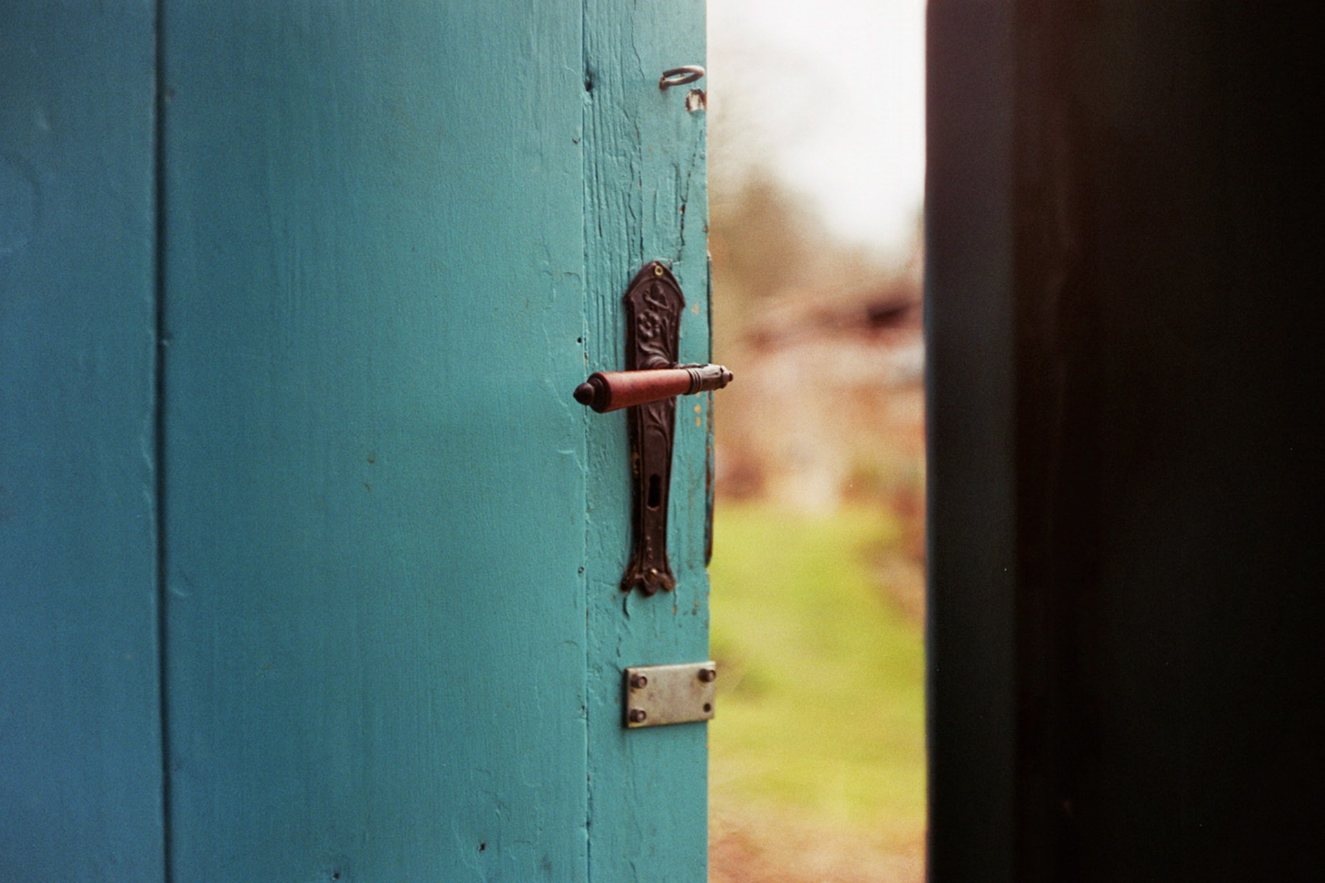 Ouvrir une porte pour avancer, évoluer : thérapie comportementale